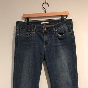 Levi's 712 SLIM straight women's size 32/30 jeans